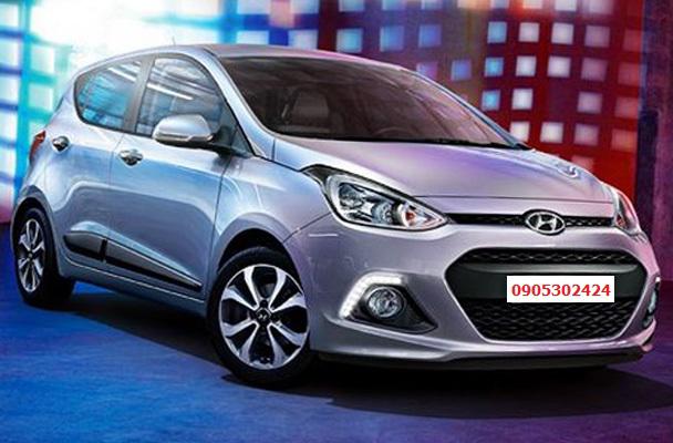 Hyundai i10 AT 1.25L