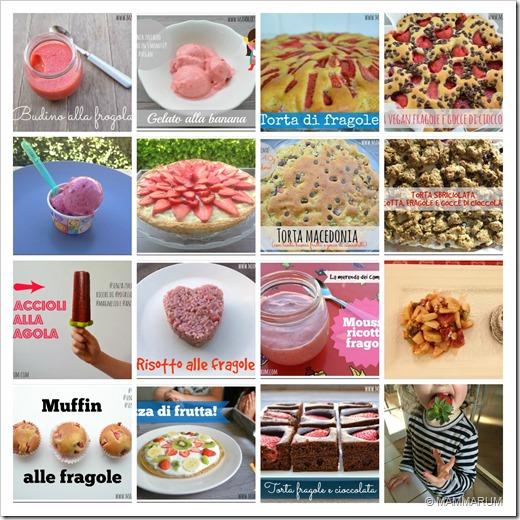 ricette fragole per bambini