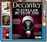Decanter Magazine Subscription