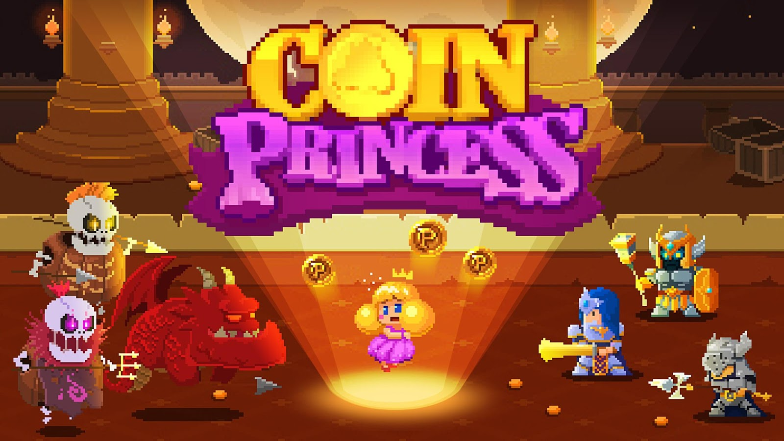 Coin Princess V- screenshot