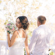 Wedding photographer Elizaveta Vladykina (vladykinaliza). Photo of 26.10.2017