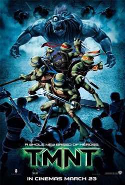 Teenage Mutant Ninja Turtles - Ninja Rùa