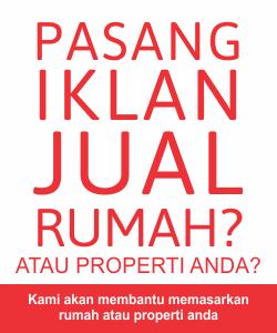 INFO GRIYA pasang iklan jual rumah jual tanah gratis