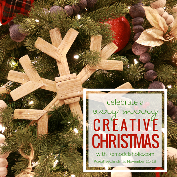 04 Creative Christmas @Remodelaholic