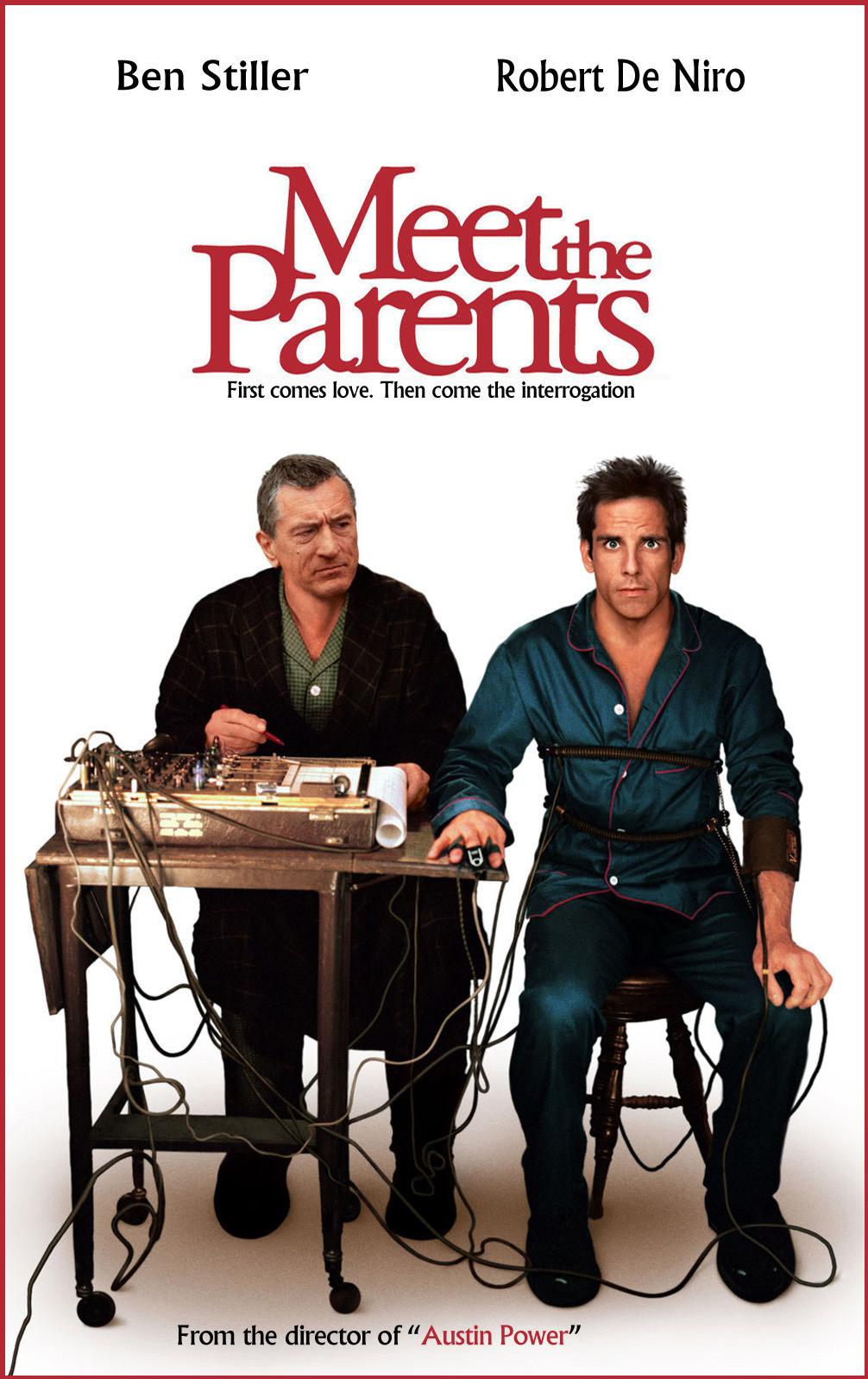 Gặp Gỡ Thông Gia 1 - Meet the Parents (2000)