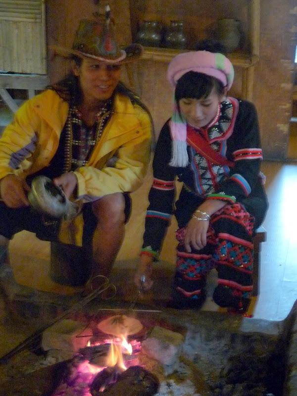 CHINE.YUNNAN.KUN MING Village des minorités 2 - P1270644.JPG