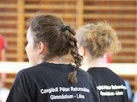 05 A lévai Czeglédi Péter Református Gimnázium lányai először vettek részt a tornán.jpg
