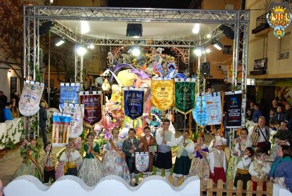 Extraordinaria cosecha de premios en 2015