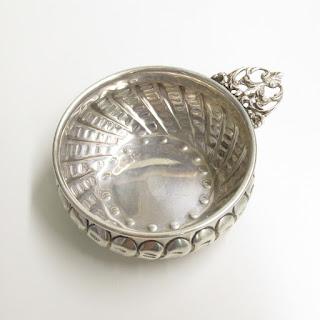 Sterling Silver Industria Argentina Trinket Bowl