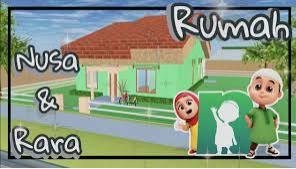 ID Rumah Nusa dan Rara Di Sakura School Simulator Cek Disini
