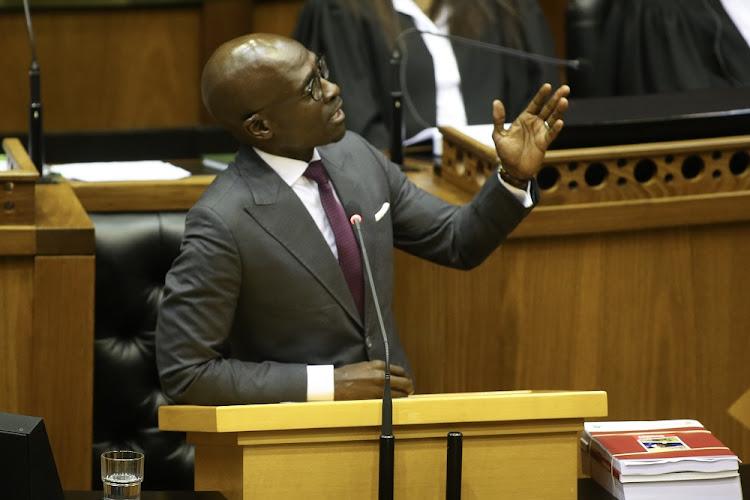 Resultado de imagen para malusi gigaba minister alright south africa