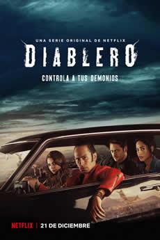 Capa Diablero 1ª Temporada (2018) Dublado Torrent