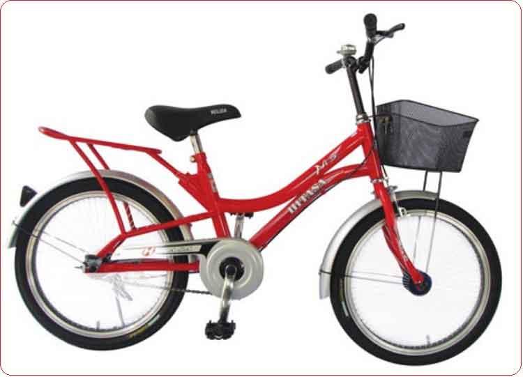 Xe đạp trẻ em HITASA 20 inch màu đỏ