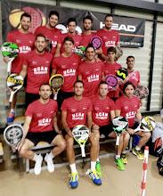 Photo: Selección #pádel Murcia
