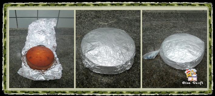 Congelando bolos