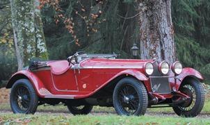 104 ALFA ROMEO 6C 1750 SS 3e SÉRIE ZAGATO 1929
