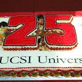 UCSI University Celebrates its 25th Birthday