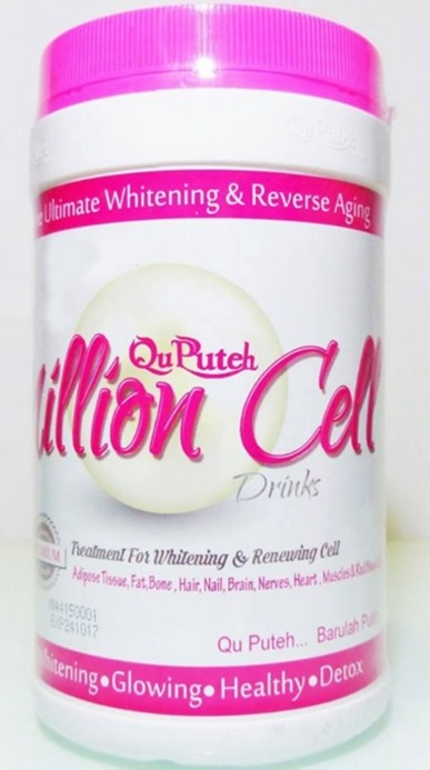 million cell qu puteh