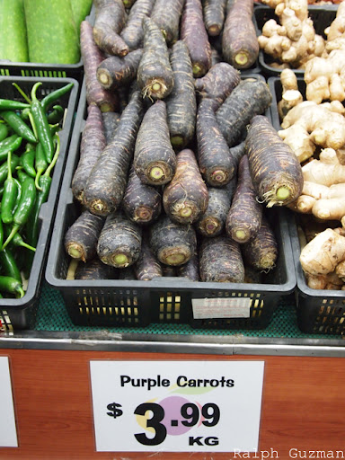 Purple Carrots - Australia - RatedRalph.com