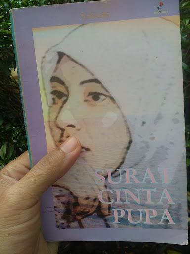 Surat Cinta Pupa, Ada Kisah Dalam Sebuah Buku