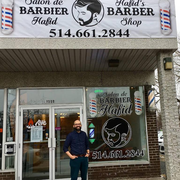 Salon de barbier Hafid - Barber Shop in Longueuil