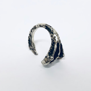 Pamela Love Sterling Silver Ring