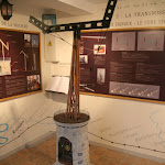 Office du tourisme : maquette du télégraphe de Chappe