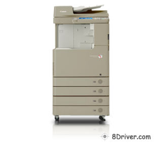 Download Canon iR-ADV C2025H Printer driver software & launch