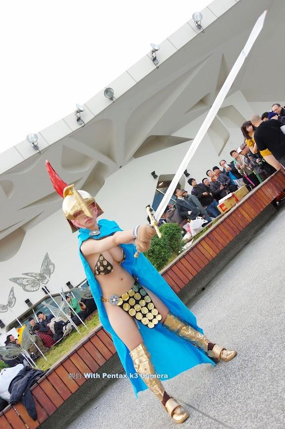 25屆的FancyFrontier開拓動漫祭