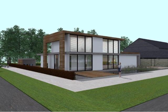 Arnoud herberts interieurarchitect: mooie opdracht! huis ontworpen