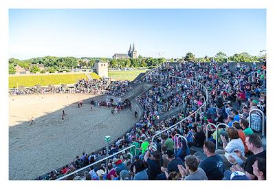 GeoXantike 2015 - Das Amphitheater ist voll!