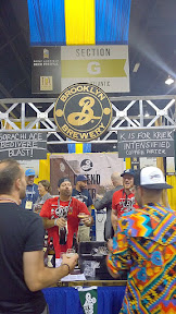 Other brewery booths of GABF 2015 - Brooklyn Brewery