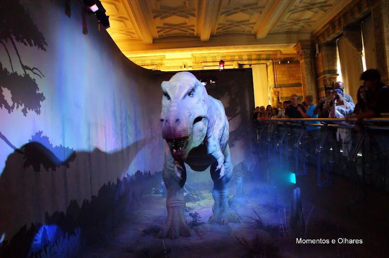 Tiranossauro Rex, Museu de História natural, Londres