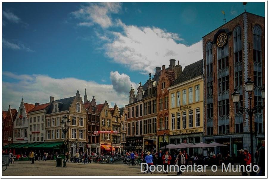 Martkt, Bruges