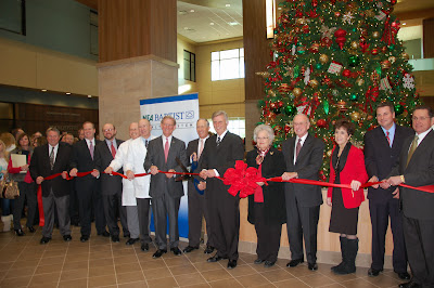 NEA Baptist Hospital Dedication