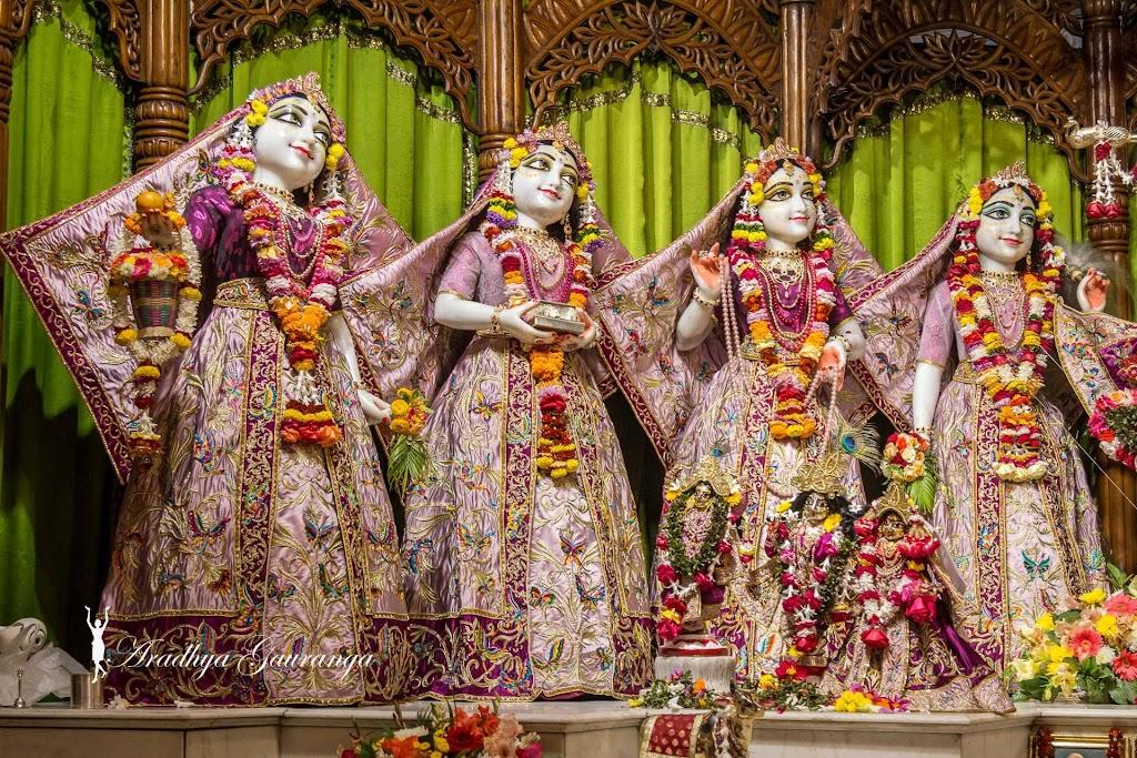 ISKCON Mayapur Deity Darshan 11 Jan 2017 (37)