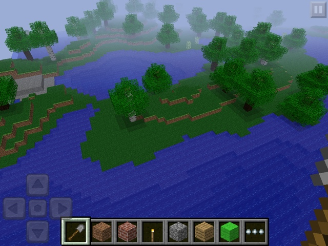 Minecraft Pocket Edition Seeds: Seed: camelot