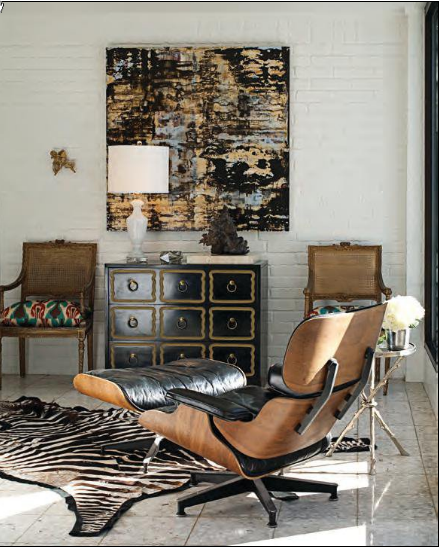 Mackenzie Pages: Fabulous Funky-Town Abode