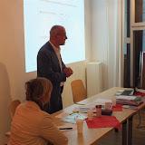 Matthias W. Birkwald bei seinem Vortrag zum Thema Rente.