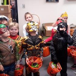 2014-10-30 Preschool Halloween
