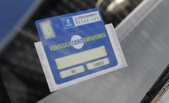Ventajas de los coches eléctricos en Madrid - septiembre 2014