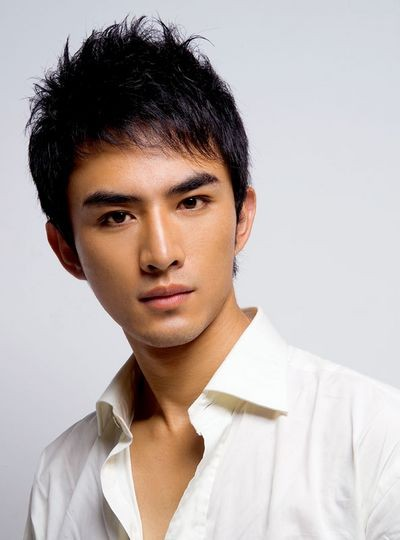 Edward Zhang Xiaochen China Actor