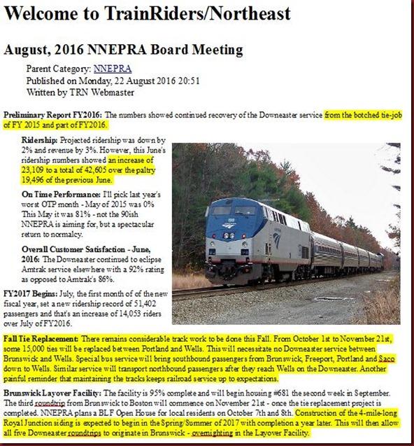 TRN Report August 2016full