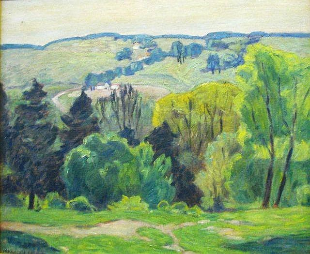 Francis Focer Brown - Muncie Spring