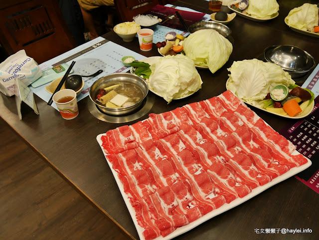鍋饕精饌涮涮鍋 大直捷運站超值鍋物!超級大盤的肉片,吃得好開心、好飽足~趕緊去試試吧! 中式料理 健康養身 民生資訊分享 飲食集錦
