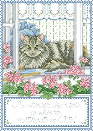 Cottage Cat chart