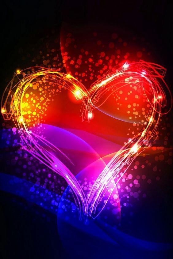 imagenes de corazones de amor con movimiento y frases6