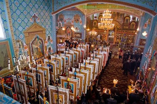 A Missa. Natal nos Cárpatos
