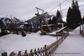 na zdjęciu region Ski Amade krzesełka Haitzingalmbahn