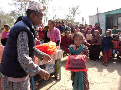 Western Nepal — SCNs Expand Outreach to Muslim Community